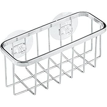 Amazon Com Mdesign Kitchen Sink Suction Holder For