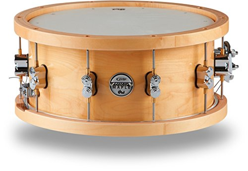 (Pacific Concert Snare Drum (PDSN6514NAWH))