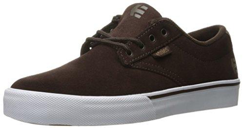 New Etnies Skateboarding Shoes - Etnies Men's Jameson Vulc Shoe, Dark Brown, 11 Medium US