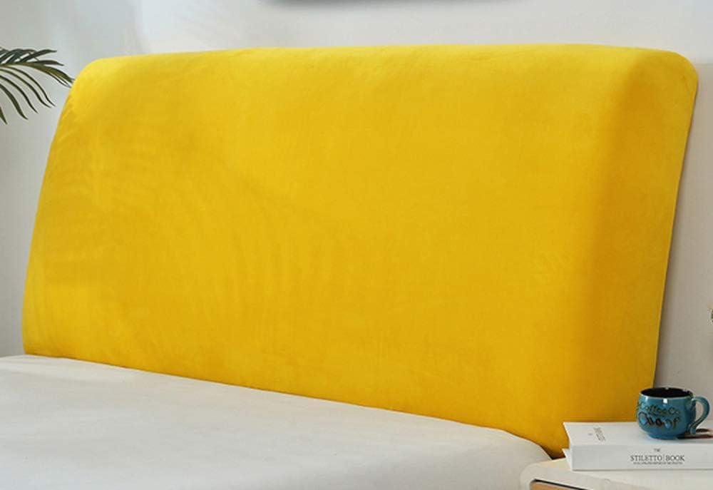 150-220CM Stretch Dustproof Bedding Headboard Cover Bed Head Bedspread Slipcover