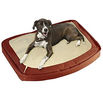 Amazon.com: OV la cama del perro, Chambered forro interior ...
