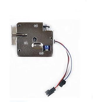 Amazon Com Cslu Dc12v 2a Small Electric Cabinet Lock