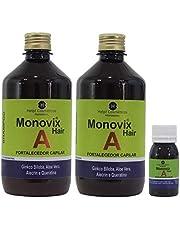 Kit Monovix A Original(3itens Shampoo+máscara+ampola)500ml
