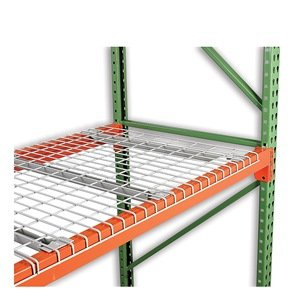 Pallet Rack Structural (STEEL KING Wire Decking for Structural Pallet Racks - 46x36