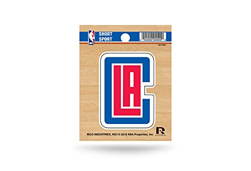 Clippers Decal - NBA Los Angeles Clippers Short Sport Decal