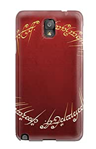 Durable Protector Case Cover With Lord Of The Rings Hot Design For Galaxy Note 3