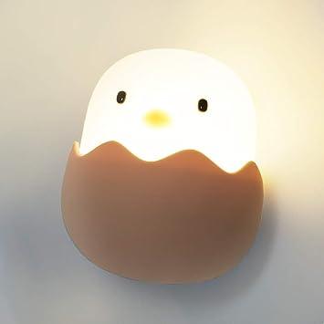 amazon com luxlumi hatched chick wobble led portable travel night
