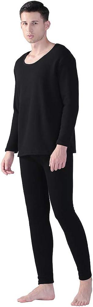 WENTSVEN Women Long Johns Thermal Set Plus Size Thermal Underwear