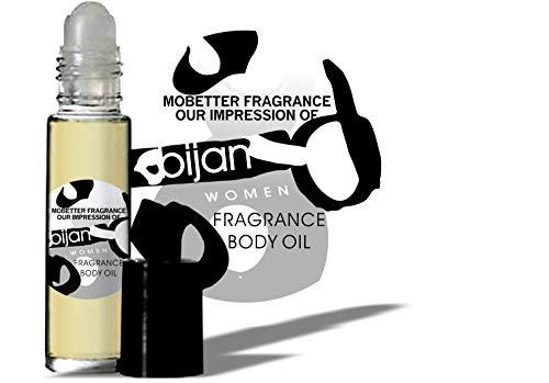 Mobetter Fragrance Oils' Impression of Bijan (W) Women Perfume Body Oil