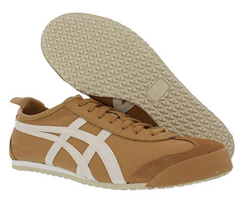 66 Caravan oatmeal Mode Onitsuka Homme Baskets Mexico Tiger nqwx1F