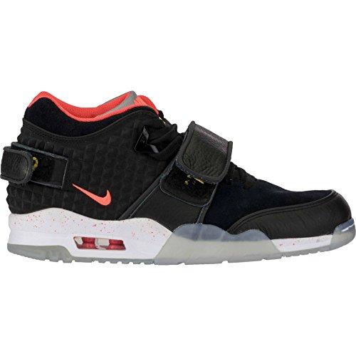 Nike Air TR. V. Cruz QS, Scarpe da Calcio Uomo Multicolore (Negro / Rojo / Blanco (Blk / Brght Crmsn-tr Yllw-white-))