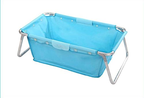 Can Be Folded To Accommodate Thickened Baby Tubs by Inflatable tub