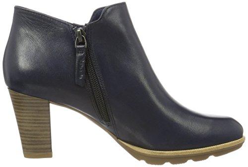 Tamaris 25309 - Botas Mujer Azul (Navy Leather 848)