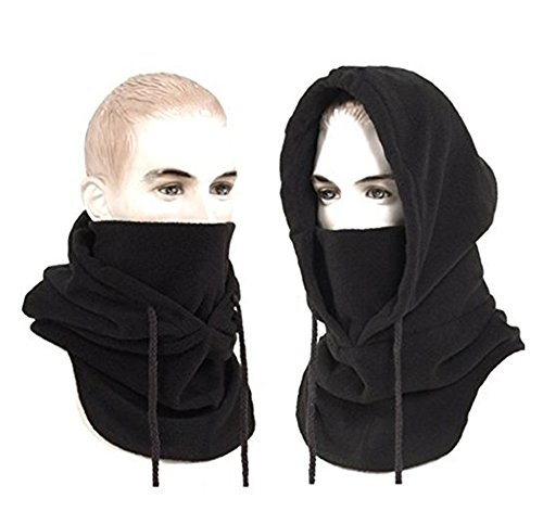 DADAB Unisex Winter Kapuzenmütze Outdoor Sports Maske Sturmhauben