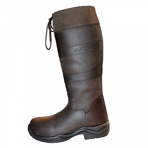 Mark Todd Country Boot MKII 37 (UK 4/4.5) Wide Brown