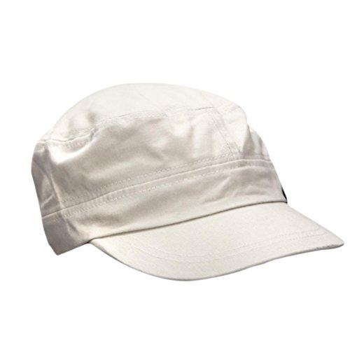 [Korean Version Of Wild Flat Cap ,Tuscom@ Fashion Unisex F Baseball Cap (Gray)] (Korean Costume For Boys Kids)