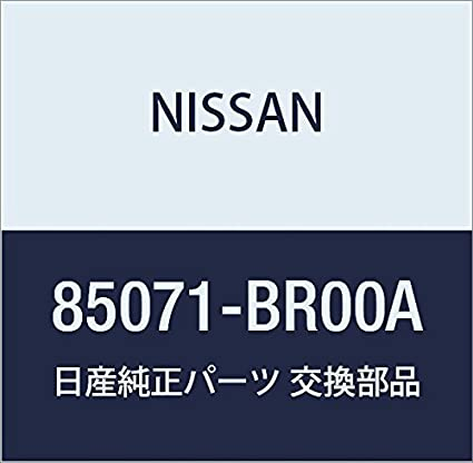 Original Nissan Qashqai J10 trasera tapa para orificio de ...