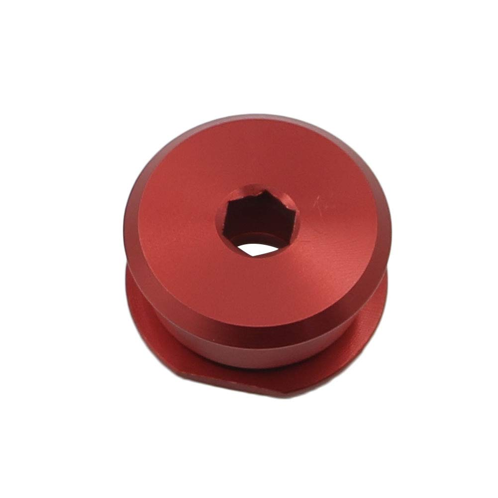 Alpha Rider FOR Ford Focus RS & ST Solid Shift Cable Bushings Performance Upgrade Red