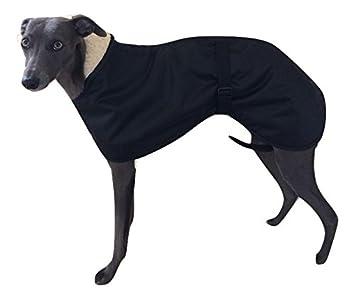3couleurs avec doublure polaire Manteau imperméable 2tailles avec clip réglable Sangle Whippet/Greyhound/lurcher/lévrier italien/lévriers Whippet Wear 101