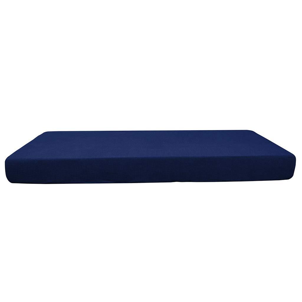 Beige-Gr/ö/ße M Homyl Einfarbige Stretch Sofabezug Schonbezug Stretchhusse Sitzbezug f/ür 1 2 3 Sitzer Sofa