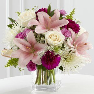 Shared Memories Bouquet - Fresh Flowers Hand Delivered in Albuquerque ()