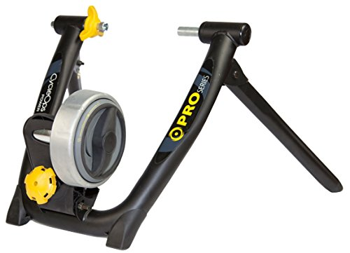 CycleOps Super Magneto Pro Indoor Bicycle Trainer - Cycleops Rollers Resistance