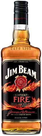 Whisky Jim Beam Fire 1L