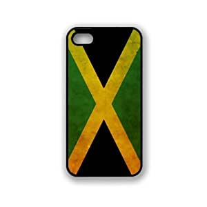 Jamaican Flag iPhone 5 & 5S Case - Fits iPhone 5 & 5S