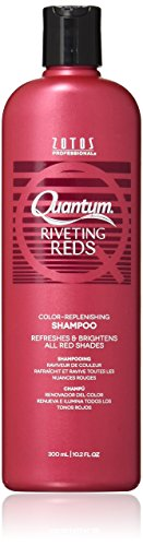 Quantum Colors Color Replenishing Shampoo, Riveting Reds, 10.2-Ounce