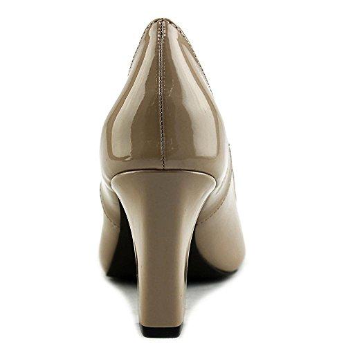 Taryn Rose Frauen Francis Peep Toe Klassische Pumps Nutmeg1050224