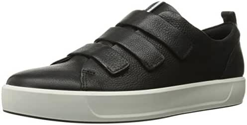 ECCO Men's Soft 8 3-Strap Fashion Sneaker