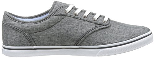 Vans Wm Atwood Low, Zapatillas para Mujer Gris (Rock Textile)