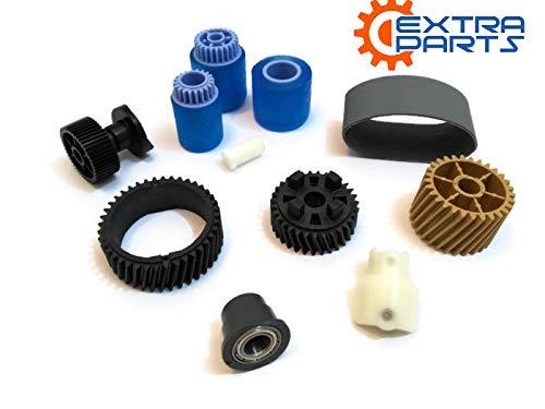 Fuser Gear Set ADF Belt Pickup Roller Motor Gear Developer Bushing Ricoh ()