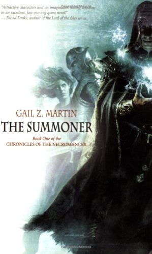The Summoner (Chronicles of the Necromancer, Book 1)