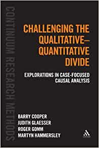 case selection for case-study analysis qualitative and quantitative techniques It is designed to complement courses on quantitative methods employed in qualitative case-study analysis more and case selection mar 17: mixed methods.
