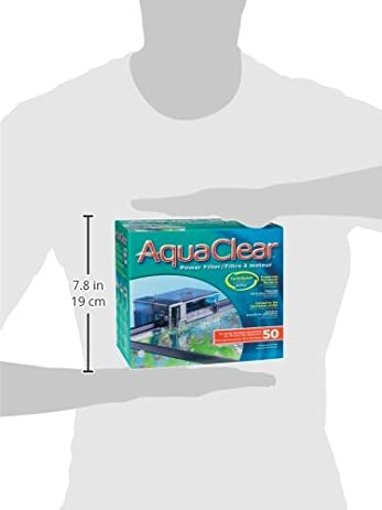 41WKsmMwdeL._SY463_ amazon com aquaclear 50 power filter 110 v, ul listed  at gsmportal.co