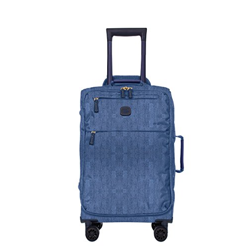 Bric's X-Bag/x-Travel 25 Inch Medium Spinner with Frame, Jean by Bric's (Image #3)