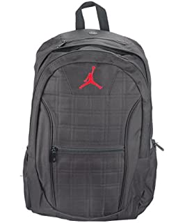 ffd899ba60 Amazon.com   Jordan Grid 2-Strap Backpack - Dark Graphite