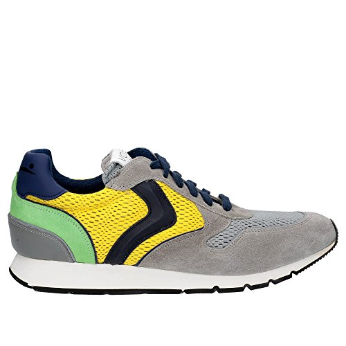 Voile Blanche Herren Sneaker Grau Grigio + Multicolor 41 42 43 45