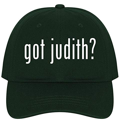 - The Town Butler got Judith? - A Nice Comfortable Adjustable Dad Hat Cap, Forest