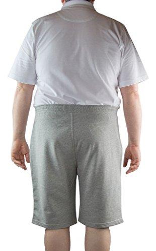 Coton Bermuda 2xl Au Gris Ahorn Jogging 10xl De Du UqwntOx