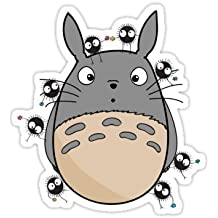 "PVC Sticker ""Little Totoro"" By Best Gift Shop"