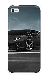 (AFaThWV1252VgEut)durable Protection Case Cover For Iphone 5c(2012 Mansory Lamborghini Aventador Carbonado Lp700 4)