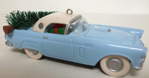 1993 Hallmark Keepsake Classic American Cars Ornament 1956 Ford Thunderbird ()
