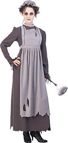 Elsa the Ghost Maid Adult Costume - (Maid Costume Ideas)
