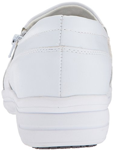 Easy Works Women's Bentley Health Care Professional Shoe, White, 8.5 M US by Easy Works (Image #2)