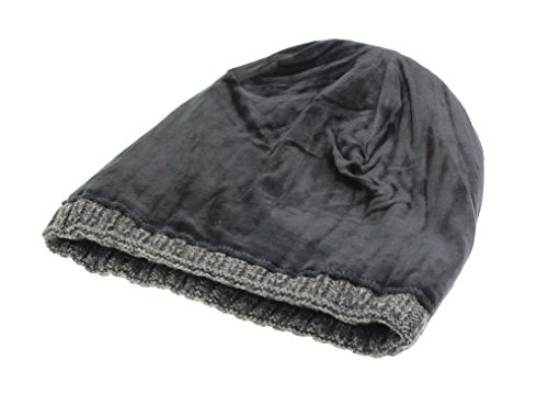 bd352c324ce Connectyle Classic Men s Warm Winter Hats Thick Knit Cuff Beanie Cap with  Lining