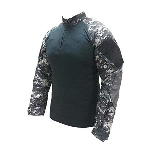 Nyco Ripstop Shirt - Tru-Spec Combat Tru Xtreme Shirt Urban Digital Nyco Rip Stop, XLarge, Regular 2587006