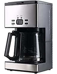 PowerDoF CM6626T 12-Cup Glass Carafe Programmable Coffee Maker