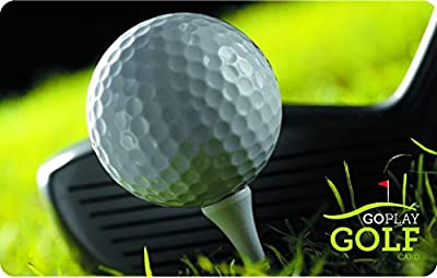 Go Play Golf Gift Card by Fairway Rewards